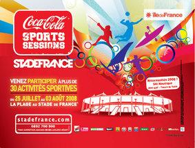 Coca Cola Sports Sessions 2008