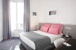 Chambre hotel Monterosa