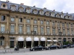 Hotel Le Ritz vu depuis place Vendome