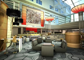 Photo illustration Highlight Hilton Roissy
