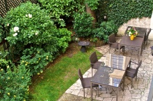 Jardin de Villiers