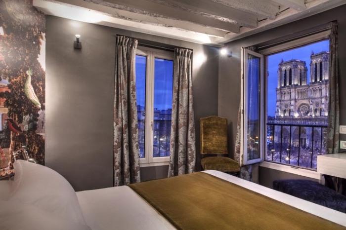 Hotel Notre Dame Saint Michel