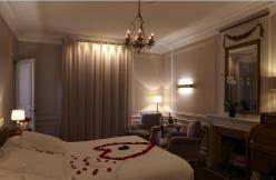 Chambre - © Hôtel Lancaster