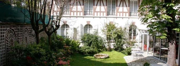 © Le Jardin de Neuilly