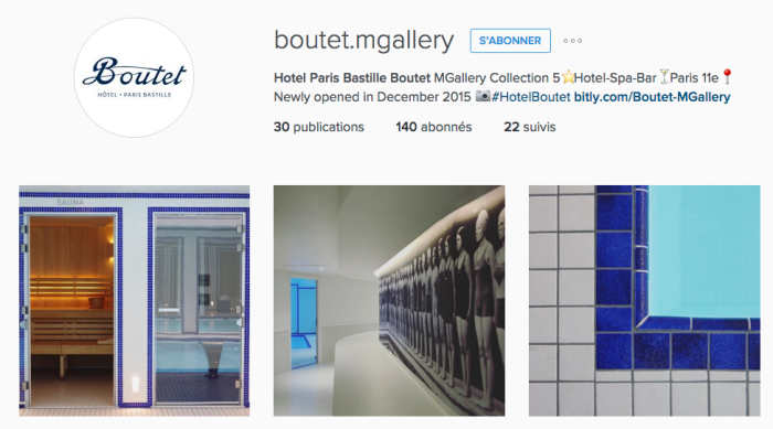 Paris Bastille Boutet MGallery