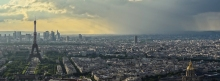 https://commons.wikimedia.org/wiki/File:Eiffel_Tower_from_the_Tour_Montparnasse,_July_14,_2012_n3.jpg by Yann Caradec